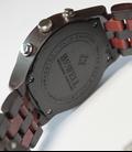 Houten Horloge met stopwatch