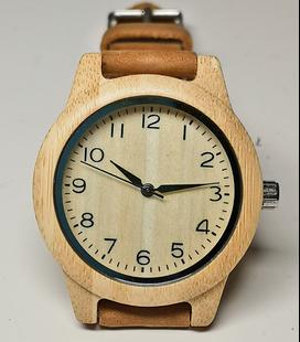 bamboe Houten horloge