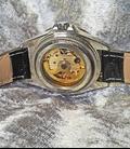 Horloge met automatisch uurwerk