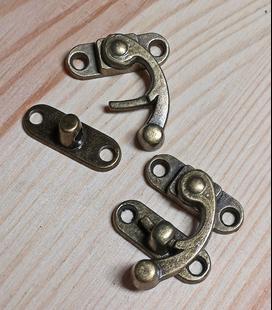 Haakslot brons