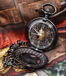 Vestzakhorloge met mechanisch uurwerk