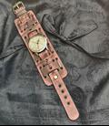 Steampunk Horloge Bruin