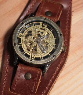 Horloge met Mechanisch Uurwerk