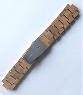Bamboe houten  horlogeband