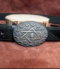 buckles metaal pentagram